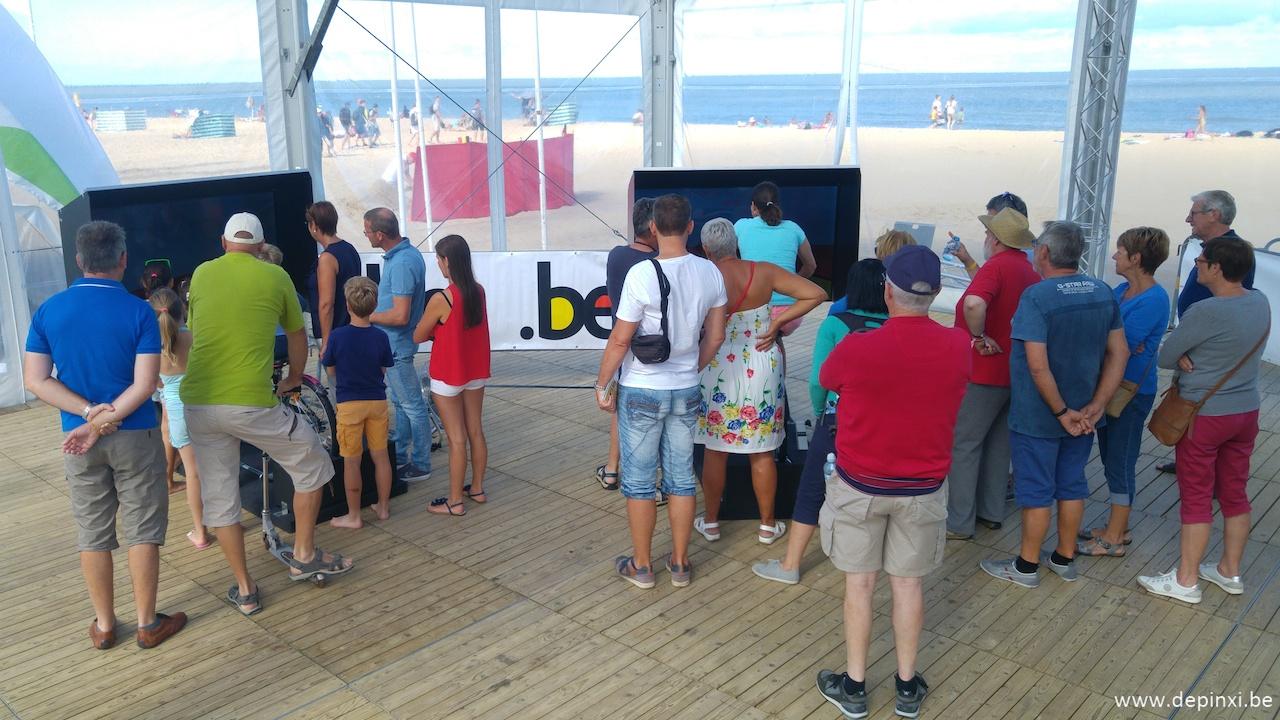 de pinxi@Team Belgium Oostende